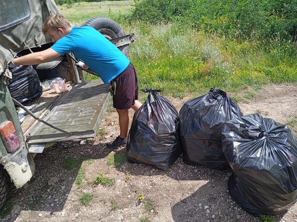 Мероприятия по уборке мусора